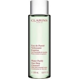 Clarins Water Purify One Step Cleanser makiažo valiklis