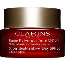Clarins Super Restorative Day Cream SPF20 dieninis kremas