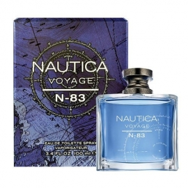 Nautica Nautica Voyage N-83 EDT tualetinis vanduo vyrams