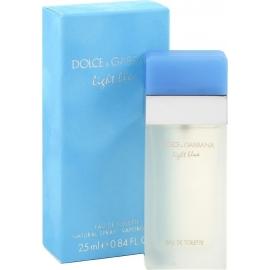 Dolce & Gabbana Light Blue EDT tualetinis vanduo moterims