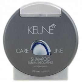 Keune Care Line DERMA EXFOLIATING šampūnas nuo pleiskanų