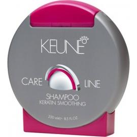 Keune Care Line Keratin Smoothing šampūnas su keratinu (nusilpusiems plaukams)