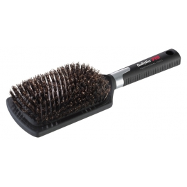 BaByliss PRO BABBB1E platus Profesionalus natūralių šerių šepetys plaukams