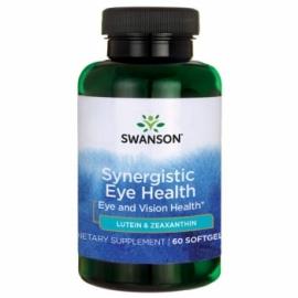 Swanson Ultra Liuteinas ir Zeaksantinas (Lutein & Zeaxanthin) N60 maisto papildas
