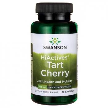 Swanson Superior Herbs Vyšnių Koncentratas (TartCherry) N60 maisto papildas