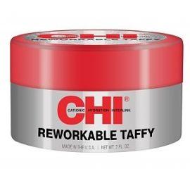 CHI Reworkable Taffy modeliavimo guma plaukams (stiprios fiksacijos)