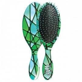 WET BRUSH STAIN GLASS išskirtinio dizaino plaukų šepetys