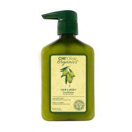 CHI Olive Organics plaukų ir kūno kondicionierius