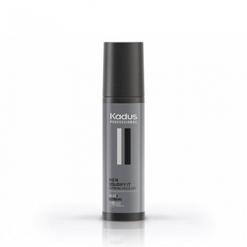 Londa Men Solidify It Extreme hold gel ekstremalios fiksacijos plaukų modeliavimo gelis