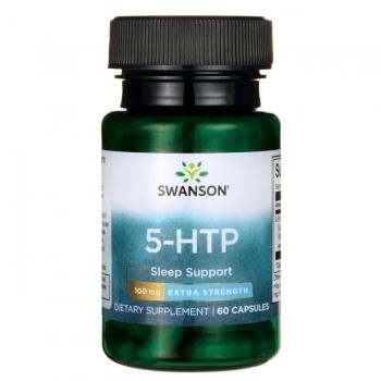 Swanson Extra Strengh 5-HTP 100MG maisto papildas