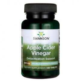 Swanson Best Weight Controll Formulas Obuolių Sidro Actas 200 mg N120 maisto papildas