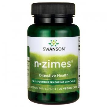 Swanson ENZIMAI N90 maisto papildas