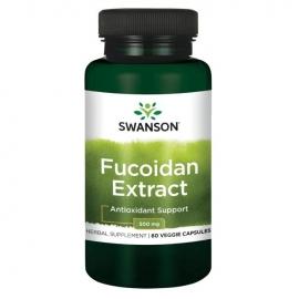 Swanson Green Foods Formulas Fukoidano ekstraktas N60, maisto papildas