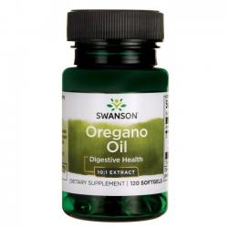 Swanson Premium Brand Raudonėlio aliejaus ekstraktas (Oregano Oil) N120 maisto papildas