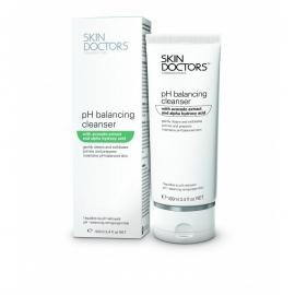 Skin Doctors pH Balancing Cleanser prausiklis su Avokado ekstraktu ir Alfa-Hydroksi rūgštimi