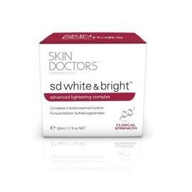 Skin Doctors SD WHITE & BRIGHT kremas nuo pigmentacijos ir strazdanų