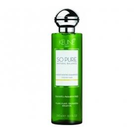 Keune So Pure MOISTURIZING šampūnas plaukų ir odos drėkinimui