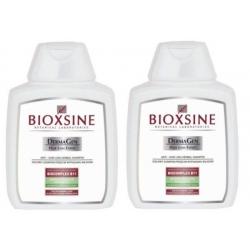 BIOXSINE ŠAMPŪNŲ RINKINYS NUO PLAUKŲ SLINKIMO (NORMALIEMS /SAUSIEMS PLAUKAMS)
