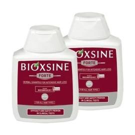 BIOXSINE DERMAGEN FORTE ŠAMPŪNŲ RINKINYS NUO PLAUKŲ SLINKIMO