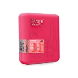 Parfumuoto vandens rinkinys Dicora Moscow DIADUF1114, rinkinį sudaro: parfumuotas vanduo Moscow, 100 ml, ir gertuvė