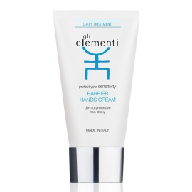 Apsauginis rankų odos kremas Gli Elementi Barrier Hands Cream GLI02013, 75 ml
