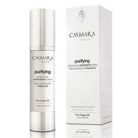 Drėkinamasis veido kremas Casmara Purifying Pure Oxygen 01 CASA20001V, deguoninis, 50 ml