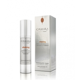 Energizuojantis, drėkinamasis veido odos kremas Casmara Vitalizing Energizing Moisturizing Cream CASA17101V, 50 ml