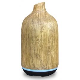Kvapų difuzorius Zyle Aroma, ZY054WD, 130 ml, medžio spalvos
