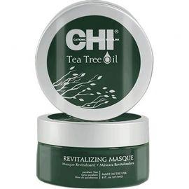 CHI kaukė plaukams su arbatmedžio aliejumi