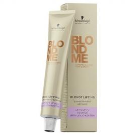 23 Saitus stiprinantis plaukų šviesinamasis kremas BlondMe Blonde Lifting 60ml