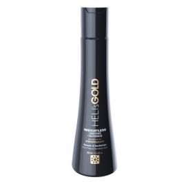 Plaukų neapsunkinantis kondicionierius Heli's Gold Weightless Conditioner HELA530030F, skirtas normaliems plaukams, 100 ml