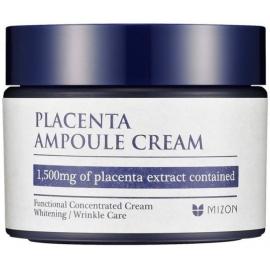Veido odos kremas Mizon Placenta Ampoule Cream MIZ000003952, su placenta, 50 ml