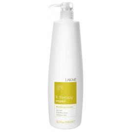 Atstatantis šampūnas Lakme K.Therapy Repair sausiems plaukams LAK43412, 1000 ml