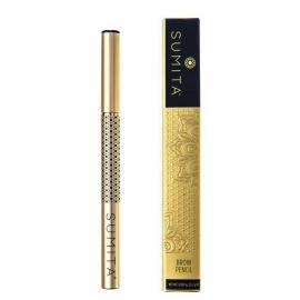 Antakių pieštukas Sumita Brow Pencil - Dark SUM8004, 0.2 g