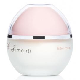 Veido odą glotninantis kremas Gli Elementi Filler Cream GLI01038, su hialurono rūgštimi, 50 ml