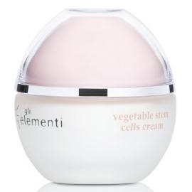 Stangrinantis veido odą kremas Gli Elementi Vegetable Stem Cells Cream GLI01044, su natūraliais antioksidantais, 50 ml