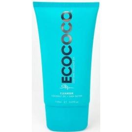 Veido prausiklis ECOCOCO Face Cleanser ECO00968, su kokosų aliejumi ir taukmedžio sviestu, 150 ml