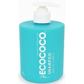 Šampūnas plaukams ECOCOCO Shampoo ECO00265, su kokosų aliejumi, 500 ml
