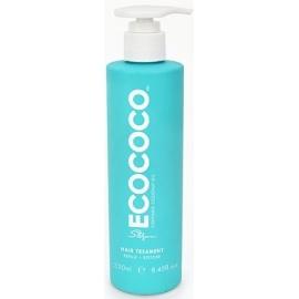 Kaukė plaukams ECOCOCO Hair Treatment ECO00864, atstatomoji, su kokosų aliejumi, 250 ml