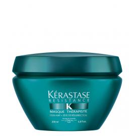 Kerastase Pažeistų, storų plaukų kaukė Kerastase Resistance Masque Therapiste 200 ml