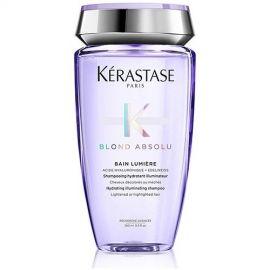 Kerastase Drėkinantis šampūnas šviesiems plaukams Kerastase Blond Absolu Lumiere Shampoo 250 ml