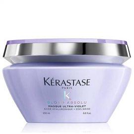 Kerastase Kaukė su violetiniu pigmentu Kerastase Blond Absulu Ultra-Violet Mask 200ml