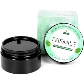 Dantis balinanti pudra IVISMILE Teeth Whitening Powder Mint IVISMILE13, mėtų skonio, 30g