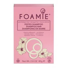 Kietasis šampūnas plaukams Foamie Shampoo Bar Hibiskiss FMSBHK1
