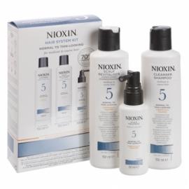 Nioxin Rinkinukas Nioxin System 5 Starter Kit
