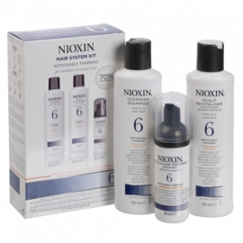 Nioxin Rinkinukas Nioxin System 6 Starter Kit