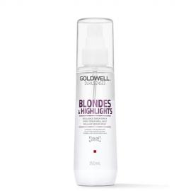 Goldwell Blizgesio suteikiantis purškiklis Goldwell Blondes&Highlights 150ml