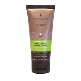 Intensyviai atstatantis kasdienis plaukų kondicionierius Macadamia Daily Deep Conditioner MAM200109, 59 ml