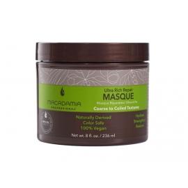 Intensyvaus poveikio drėkinamoji kaukė Macadamia Ultra Rich Repair Masque MAM300105, 236 ml