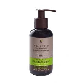 Intensyvaus poveikio drėkinamasis aliejus plaukams Macadamia Ultra Rich Repair Oil Treatment MAM300207, 125 ml
